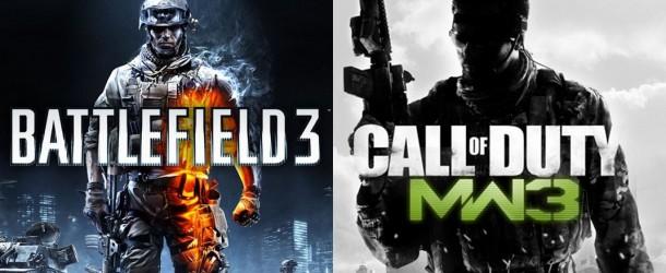Modern Warfare vs Battlefield 3: Part 2