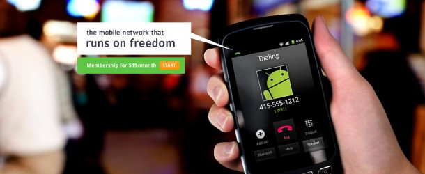 Republic Wireless launches unlimited voice, data and text for $19 a month, relies on Wifi