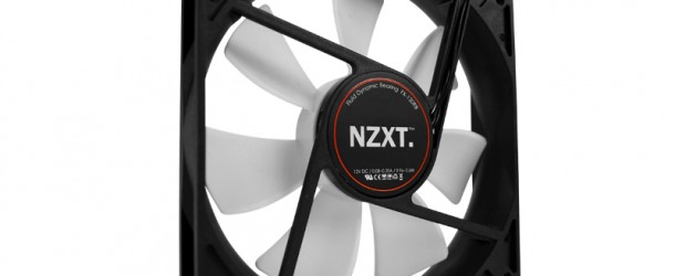 NZXT 120mm and 140mm Enthusiast Fan Series Review