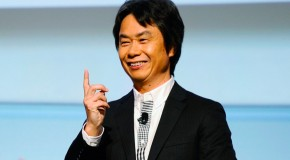 Shigeru Miyamoto stepping down at Nintendo