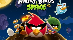 Angry Birds Space Takes Off!