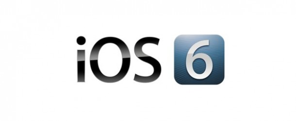 Apple's iOS 6 Launches This Afternoon