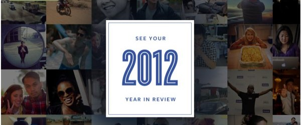 Facebook Debuts 2012 Year in Review and Trends Pages