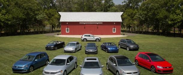 Volkswagen 2015 Full-Line Drive Event Liveblog