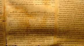 Digital Religion: Dead Sea Scrolls Now on Google
