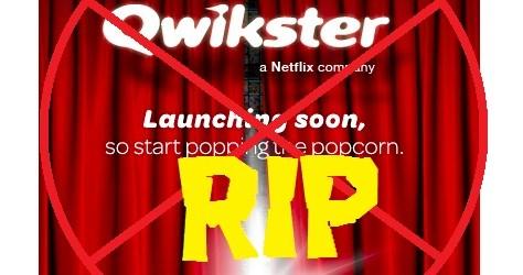 Netflix/Qwikster – Dead on Arrival