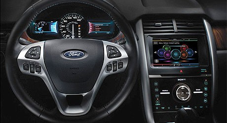 Ford's future software upgrades could hinder Sirius growth