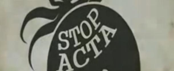 ACTA: Worse Than SOPA/PIPA