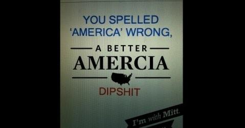 """A Better """"Amercia"""": Social Media Fail For Mitt Romney"""