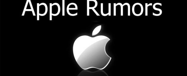 Rumor Mill: iPhone 5