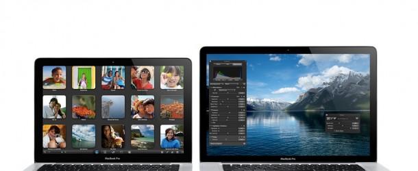 WWDC: 2012's MacBook Update