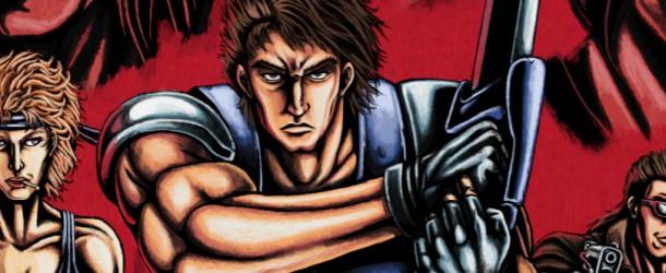 8-Bit Brawler Heaven: Oniken (PC) Available June 22