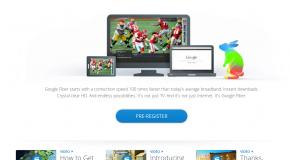 Google Opens Google Fiber Registration: Gigabit and Free Conventional Internet for the Masses