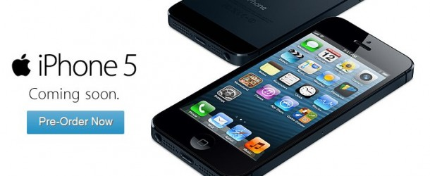iPhone 5 Already Sold Out on AT&T and Verizon