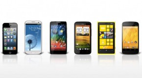 Top Smartphones for the 2012 Holiday Season Shopping Guide