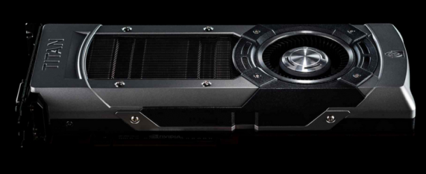 NVIDIA Releases GeForce GTX Titan Videocard Inspired by the Titan Supercomputer