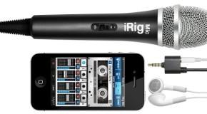 IK Multimedia iRig Mic Review